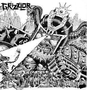 Grizzlor Cycloptic Album Art