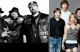 Sonic Youth and Cypress Hill