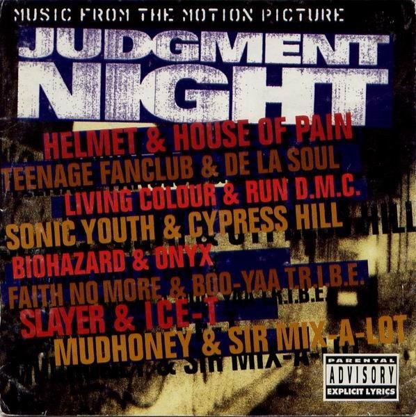 Judgment Night Rap rocks treasure