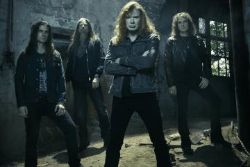 Megadeth old