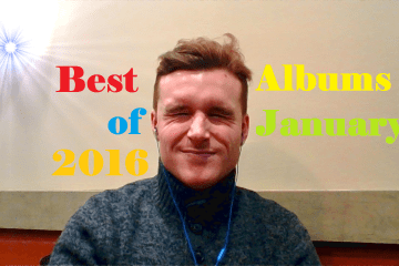 January Best Music 2016