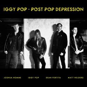 Iggy Pop Queens of the Stone Age Album