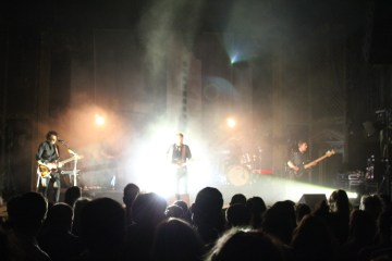 Frightened Rabbit concert Review
