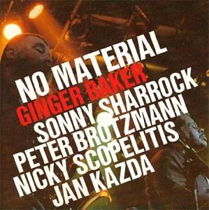 Ginger Baker - No Material (1989)