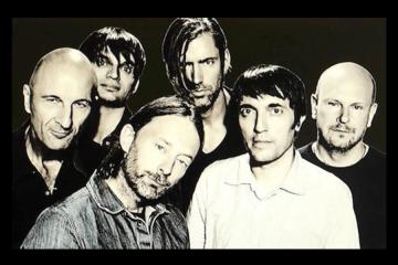 Radiohead 2016