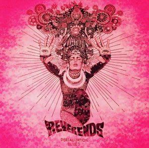 Reverands Derealization Blues band vinyl