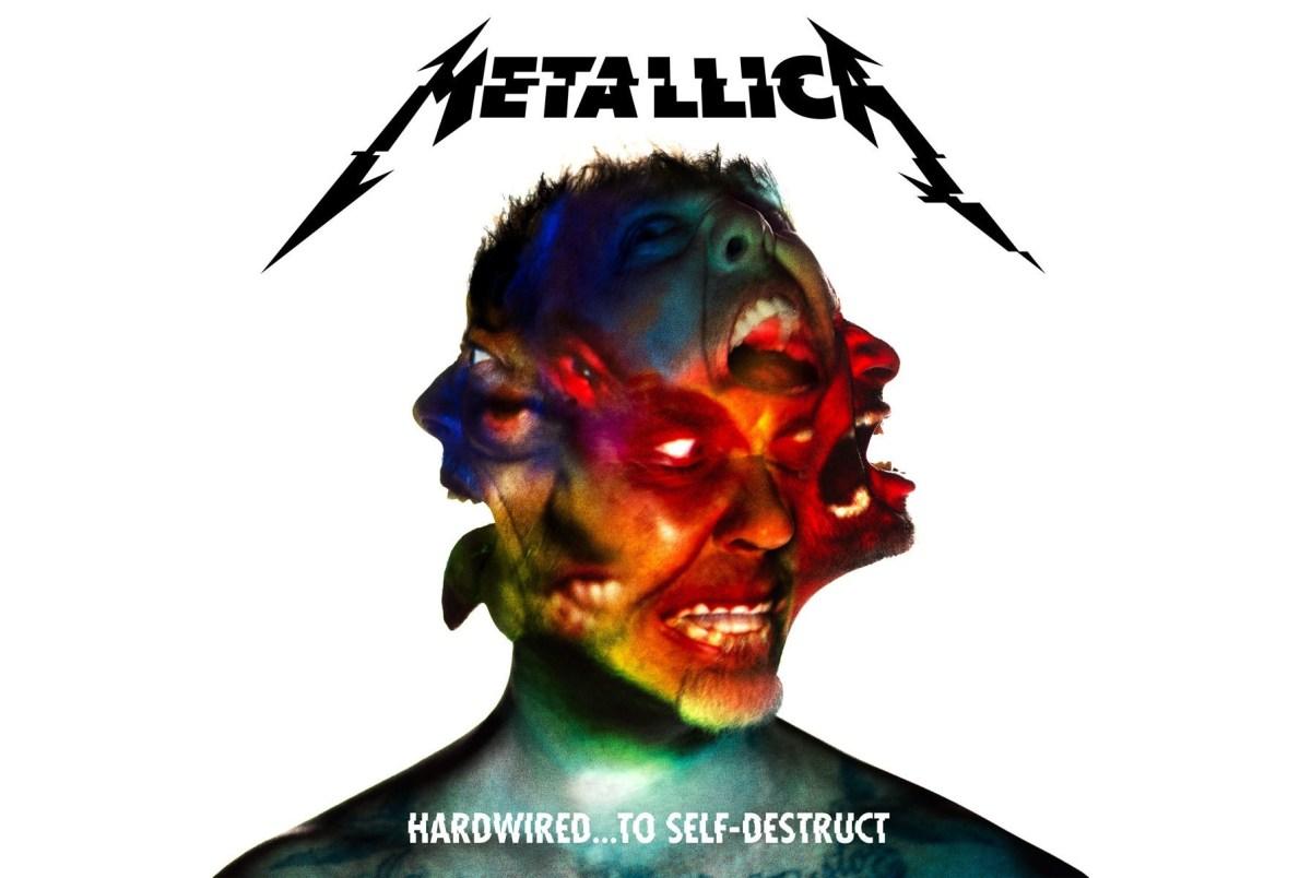 hardwired to self destruct podcast metallica