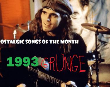 Best Grunge Music of 1993