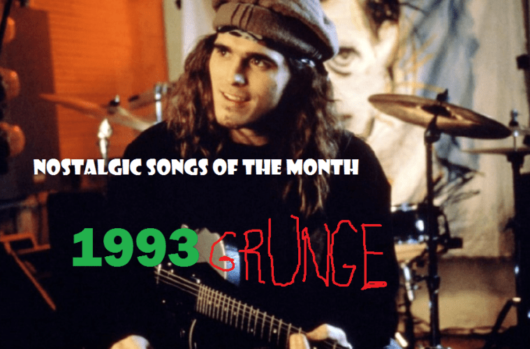 Best Grunge Music of 1993