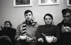 Reservoir Band Interview