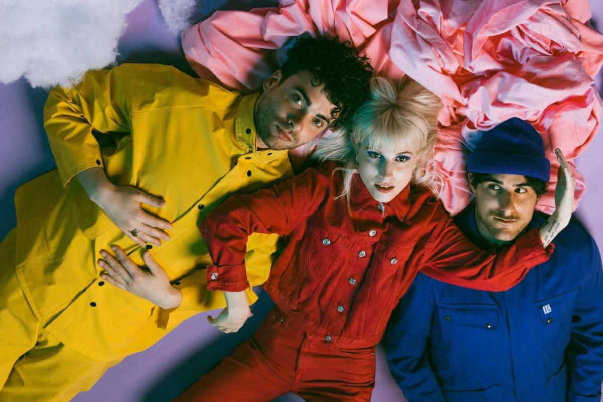 Paramore After Laughter Photo shoot