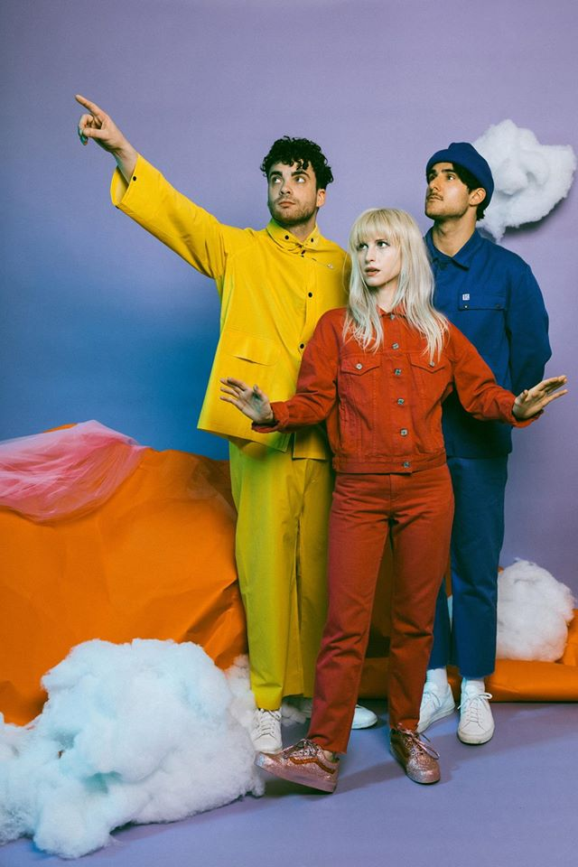 Paramore are Cheese Dicks