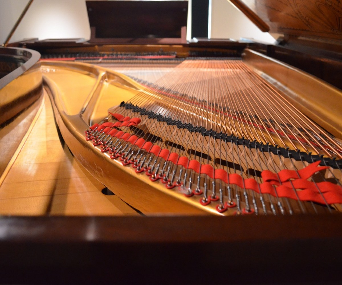 National Music Centre Piano