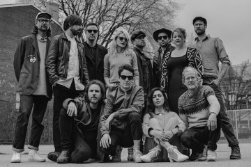 Broken Social Scene is old Thunder Hug