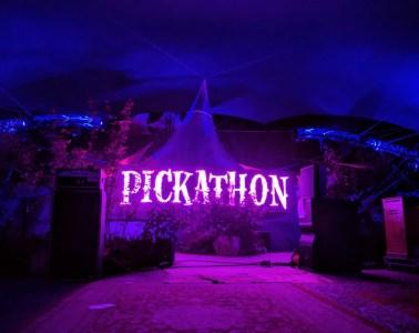 Pickathon Title Logo Pickathon 2017