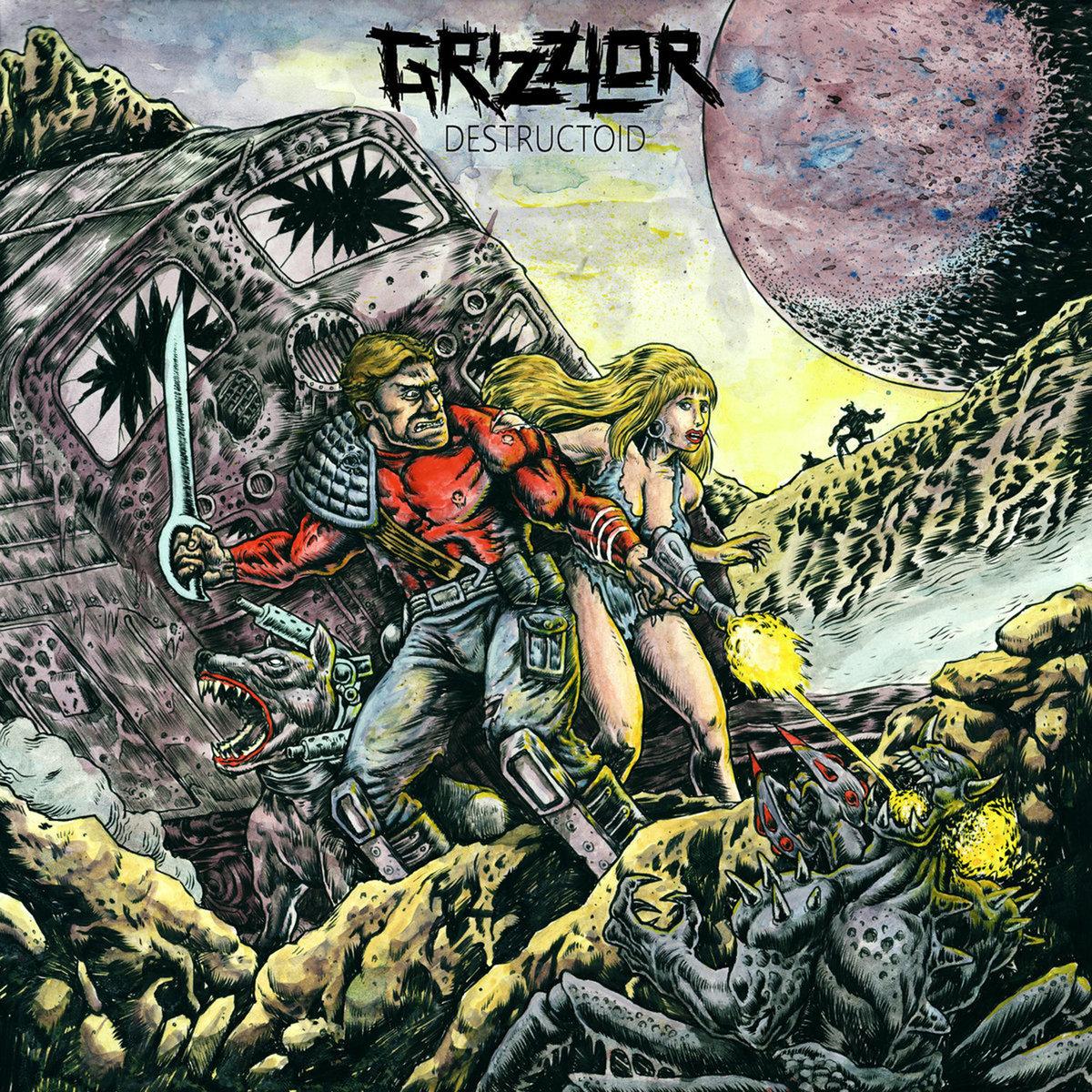 Grizzlor Destructoid Stream