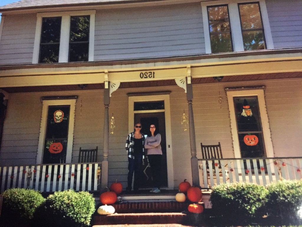 Michael Myers House Replica in North Carolina Halloween John Carpenter