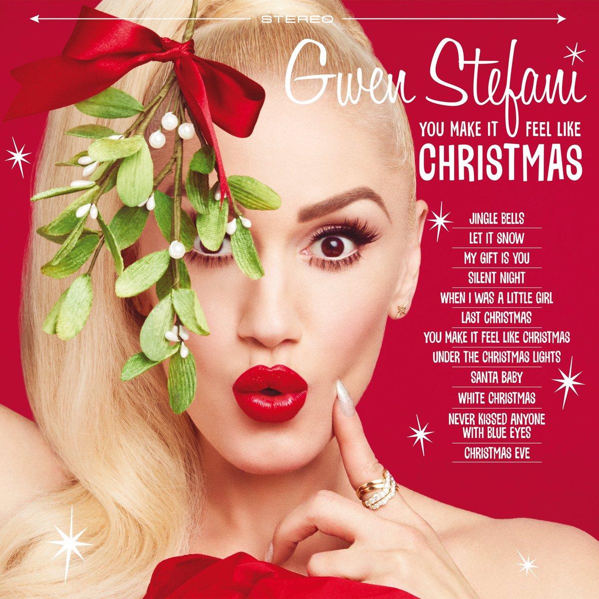 Gwen Stefani You Make It Feel Like Christmas Review