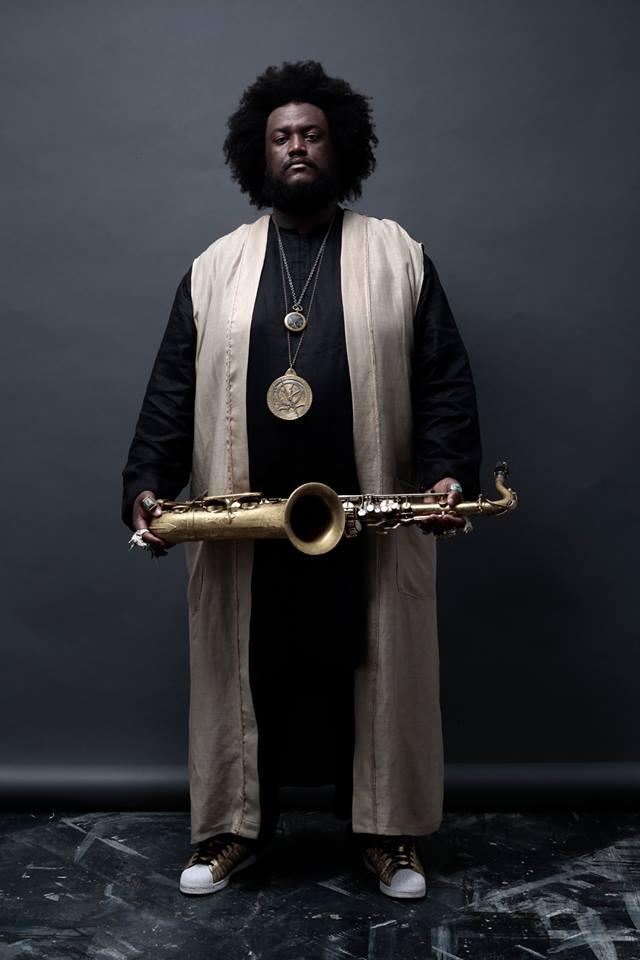 Kamasi Washington 2017 Harmony of Difference Pcitures