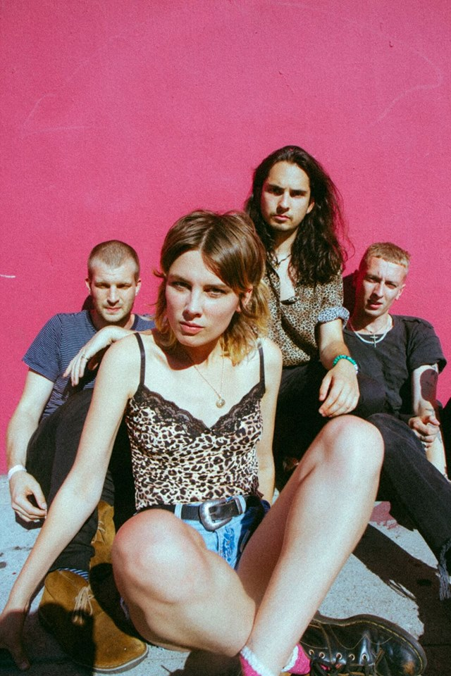 wolf alice ellie rowsell
