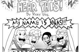Weezer Blue Album Comic