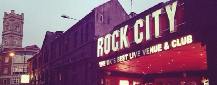 Nottingham Rock City live music venue
