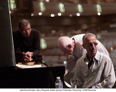Keith Jarrett, Gary Peacock, Jack DeJohnette 2018