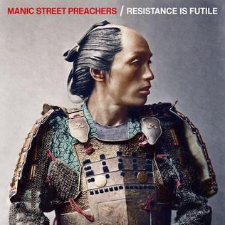Artwork for Resistance is Futile Manic Street Preachers