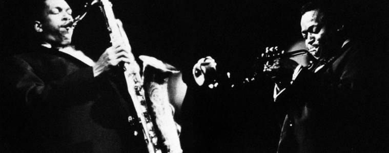 Miles Davis and John Coltrane Final Tour