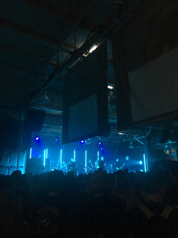 Interpol Live House of Vans 2018