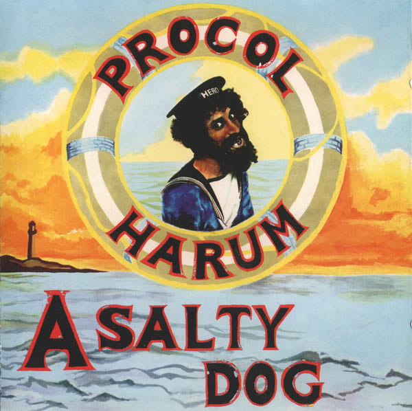 Procol Harum A Salt Dog Review