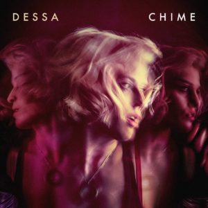 the cover art for dessa's CHIME
