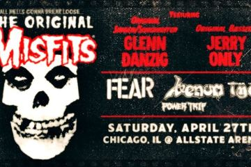 Original Misfits Concert in Chicago Review