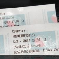 Prometheus... 8/10