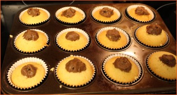 Dough In Cupcakes