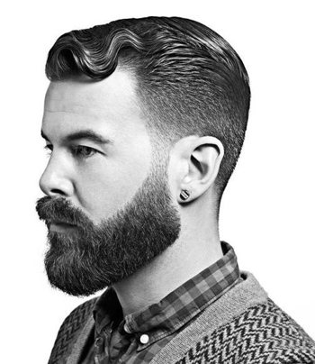 Beards For Round Faces Grow It Long Beard Manly