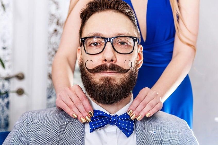 Western Mustache Styles