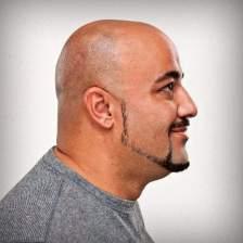 chin strap beard styles 13