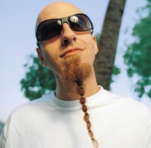 Odadjian long beard
