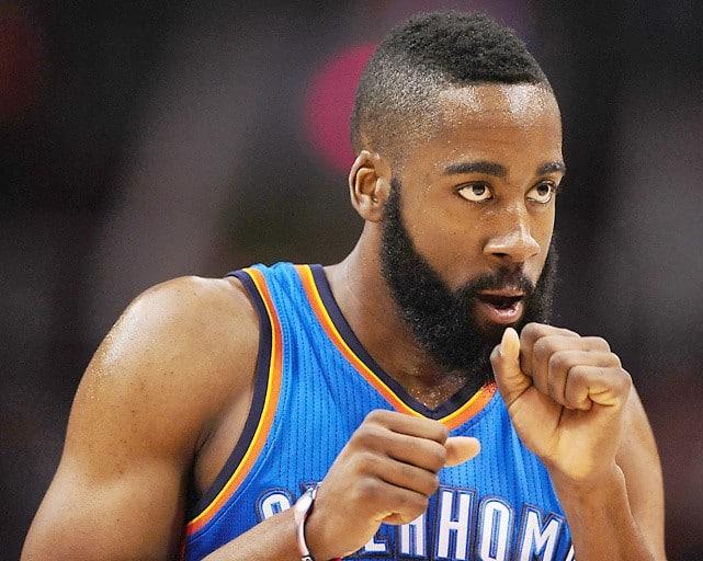 james harden beard 5