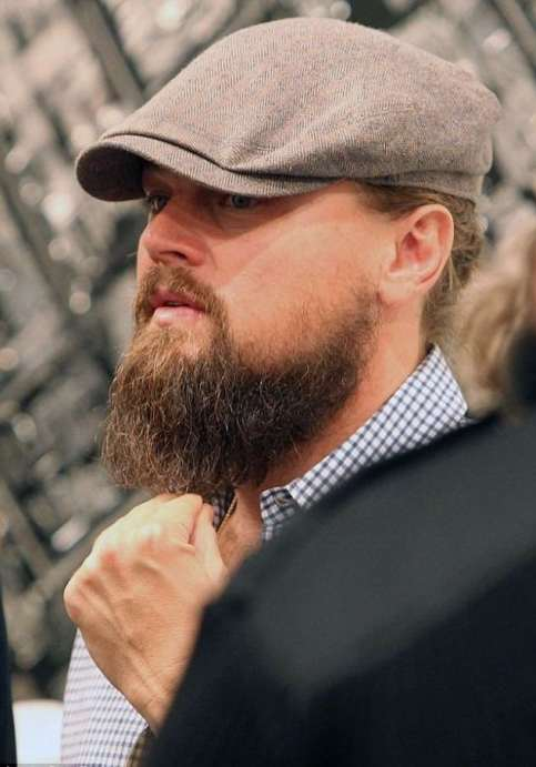 Leonardo Dicaprio Beard 10