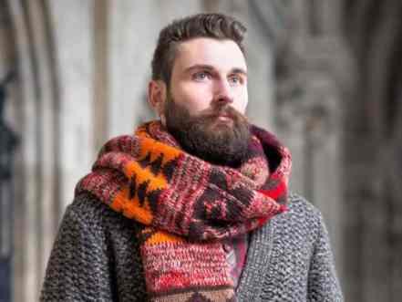 Winter beard 8