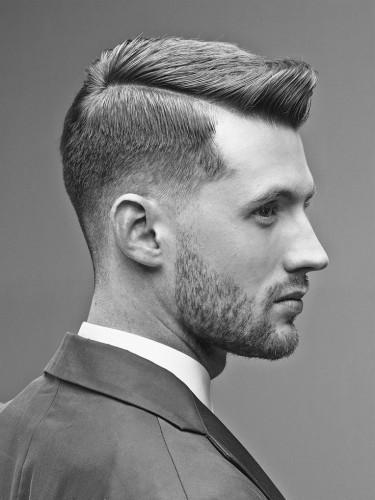 Short simple Beard