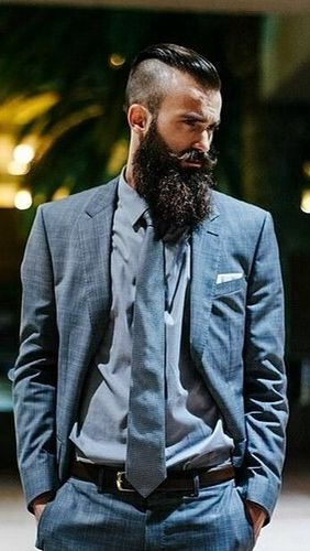 Long Beard Trends 14