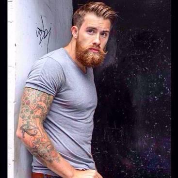 Hipster Beard Styles 19