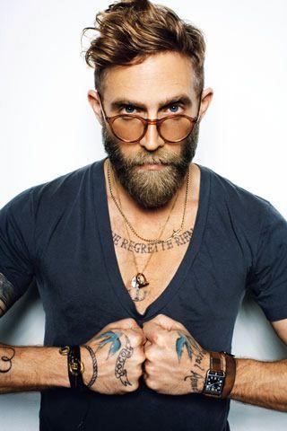 Hipster Beard Styles 23
