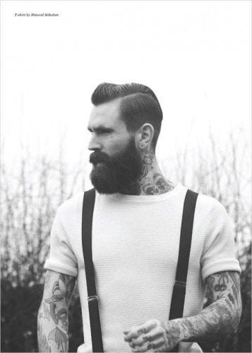 Short Beards 24