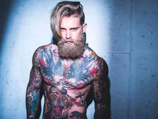 Hipster Beard Styles 30