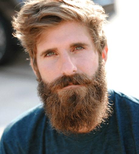stylish beard 3..