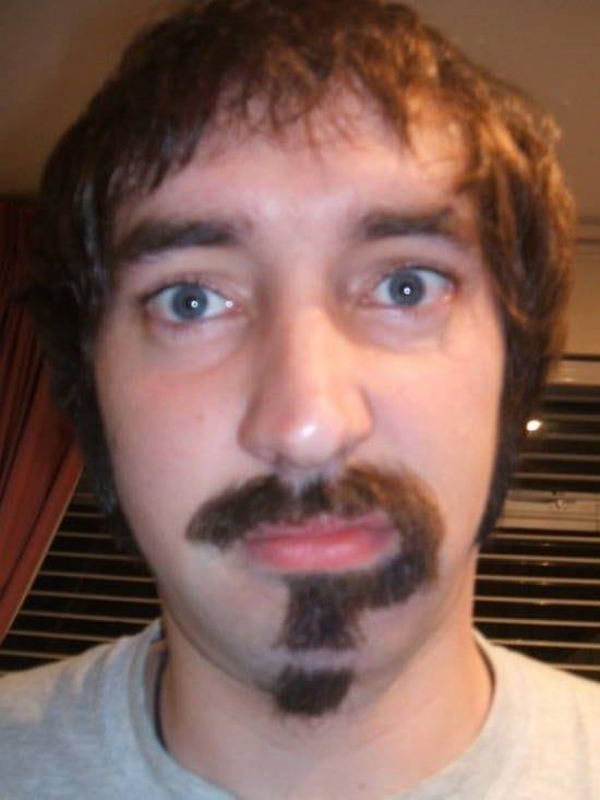Funniest Mustaches 1